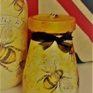 Small Honey Bee Jar