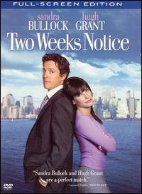 Two Weeks Notice - Brand New!