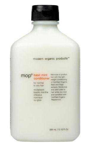 MOP Mint and Basil Conditioner For Normal to Oily hair