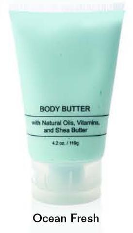 Ocean Fresh Body Butter
