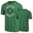 Men's Houston Rockets Green T-Shirt
