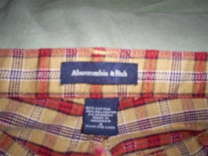 Abercrombie & Fitch Golf Style