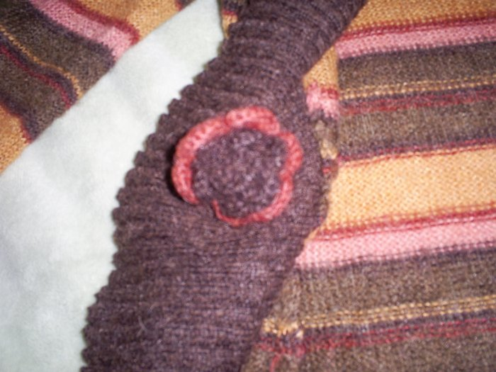 Brown APT 9 sweater