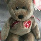Ty 1999 SIGNATURE BEAR  Retired Beanie Babies
