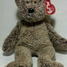 Ty HARRY Retired Beanie Babies Teddy Bear December 9, 2001