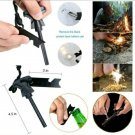 Emergency Outdoor Survival Flint Striker & Whistle