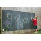 Removeable Vinyl Chalk Board. 7' X 1 1/2' (Cut to Desired Style) Types Possible