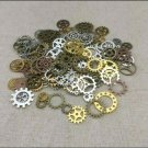 Steampunk Cyberpunk Mix ( Apoximently 40 Pcs)