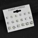 9pc set  Women's Fashion  Earrings