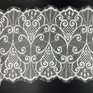 White African Lace 7.87 Inches X 9.80 Feet