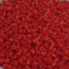 1000PCS 5MM Plastic Perler Fuse Beads Red