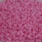 1000PCS 5MM Plastic Perler Fuse Beads Light Pink