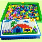 Creative Play Peg Board 296 Pegs Included