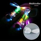 Multi-Color LED Nylon Shoelaces