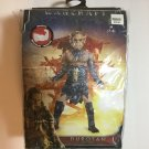 New Warcraft Durotan Orc Horde Warrior Costume Child's Boys size M 7 - 8