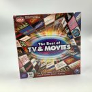 Spin Master Games - Best of Movies & TV Board Game New Sealed