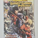 Flashpoint Wonder Woman and the Furies #3 DC Comics Book Fight of the Century