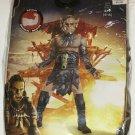 New Boys Warrior Warcraft Costume Durotan Orc Horde size S/P 4-6 halloween