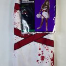 NWT ZOMBIE CHEERLEADER Halloween Costume Teen Girls Juniors Size 3-5 Retail $39