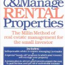 How to Buy & Manage Rental Properties