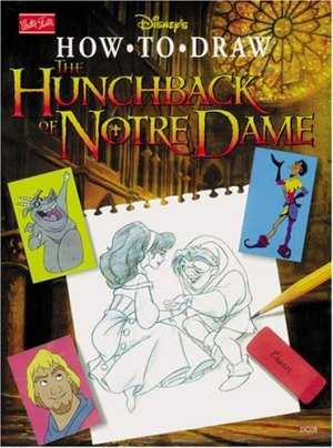 How To Draw The Hunchback Of Notre Dame