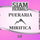 BUST BREAST ENLARGEMENT BOOST PUERARIA MIRIFICA 60 PILLS / 1 MONTH SUPPLY