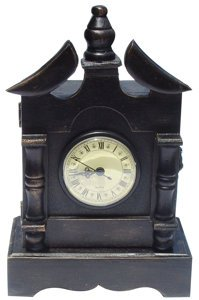 Mantle Clock Hidden Camera/Black & White�HC-MNLCK-G-HP Wireless Camera