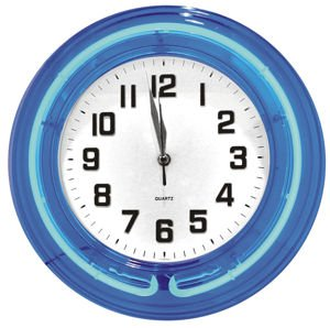 Wall Clock Hidden Camera/Black & White�HC-WALLC3-W Wired Camera