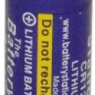 CR-123A:Lithium Batteries