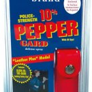 MACE 10% PEPPER GUARD:Leather Plus Model #80184