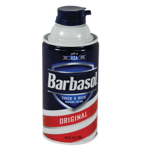 DIVERSION SAFE BARBASOL: DS-BARBASOL
