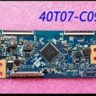 AUO T-con Board T400HVN01.2 40T07-C09 CTRL BD Logic Board