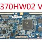 Orginal Samsung LA37A550P1R T-con Board T370HW02 V7 37T04-C07 Logic Board