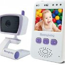 Baby Monitor With Camera And Audio By Moonybaby, Long Battery Life, Long Range,