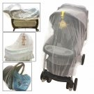Crocnfrog Mosquito Net For Baby Stroller, Crib, Pack And Play, Bassinet, Playpen