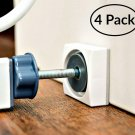Wall Nanny Mini - Smallest Baby Gate Wall Protector - Low-Profile (Made In Usa)