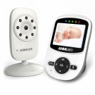 Video Baby Monitor With Digital Camera, Anmeate Digital 2.4Ghz Wireless Video Mo