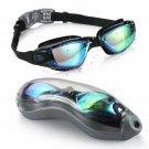 Aegend Swim Goggles, Swimming Goggles No Leaking Anti Fog Uv Protection Triathlo