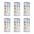 Intex Filter Cartridge Type A - Replacement Type A And C For Easy Set Pool Filte