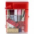 Singer 00279 Sewing Kit In Storage Box