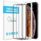 "Tethys Glass Screen Protector Designed For Iphone Xs Max (6.5"") [Edge To Edge Co"