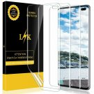 (3 Pack) Lk Screen Protector For Samsung Galaxy S10 Plus / S10+, [Full Coverage]