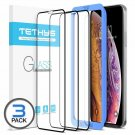 Tethys Glass Screen Protector Designed For Iphone Xs And Iphone X [Edge To Edge