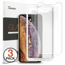 Trianium (3 Packs) Screen Protector Designed For Apple Iphone Xs Max 2018 Premiu