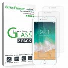 "Amfilm Glass Screen Protector For Iphone 8, 7, 6S, 6 (4.7"")(2 Pack) Tempered Gla"