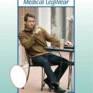 Jobst for Men Firm 20-30 mmHg Compression Casual Knee High Support