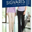 Sigvaris 860 Comfort 30-40 MMHG Women's Knee with Grip Top Compression