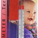 Geratherm Mercury Free Rectal Thermometer for Temperature Measurement