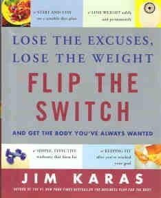 Flip the Switch by Jim Karas Recipes Cook Book Diet Ideas 1400049709