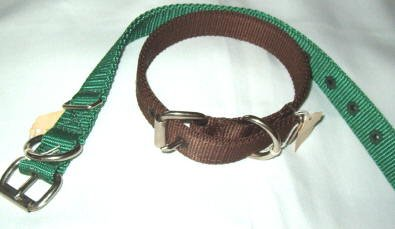 England brand 19 inch Dog Collar - Color Choice - Brand New